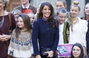 Princesse Marie : Radieuse pour un anniversaire frisquet à Kronborg