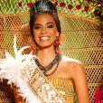 Miss Thaïti, candidate pour l'élection Miss France 2013 le 8 décembre 2012 sur TF1