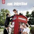Pochette de l'album Take me home des One Direction sorti le 12 novembre 2012.
