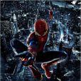 Affiche du film The amazing Spider-man avec Andrew Garfield