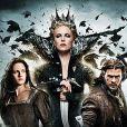 Affiche du film Blanche-Neige et le chasseur avec Kristen Stewart