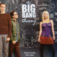 Poster de la série The Big Bang Theory avec Kaley Cuoco