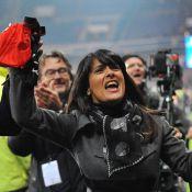 Salma Hayek : Amoureuse et déchaînée au stade avec son mari !