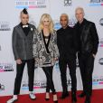 No Doubt à la cérémonie des American Music Awards à Los Angeles le 18 novembre 2012.