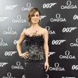 Bérénice Marlohe, portant une robe Julien Macdonald, lors de la présentation de Skyfall sponsorisée par Omega à Tokyo le 19 novembre 2012