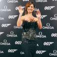 Bérénice Marlohe lors de la présentation de Skyfall sponsorisée par Omega à Tokyo le 19 novembre 2012