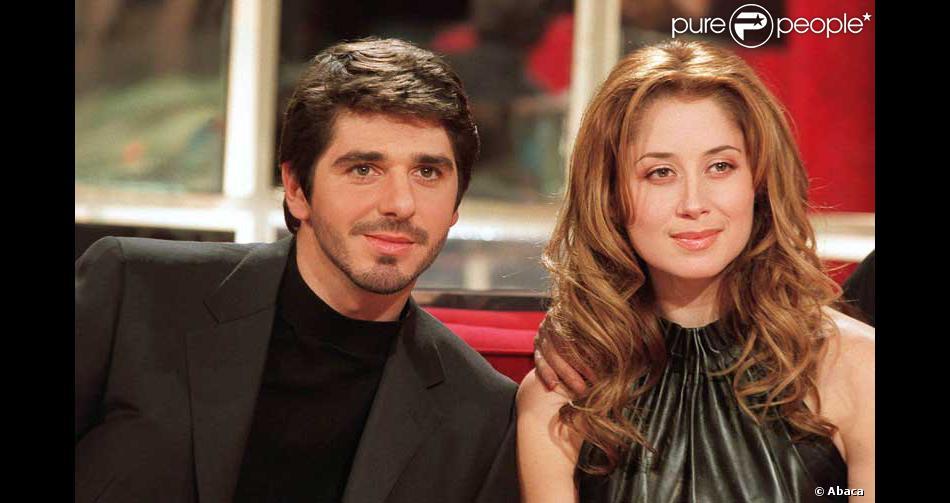 patrick fiori et son ex copine lara fabian - Ariane Quatrefages Photo Mariage