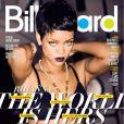 Rihanna en couverture du magazine Billboard.