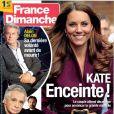 France dimanche en kiosques le 23 novembre 2012.