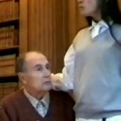 Larry Hagman : Quand François Mitterrand imitait JR de Dallas avec sa fille