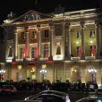 L'Hôtel de Crillon à Paris accueille le Bal des débutantes le 24 novembre 2012