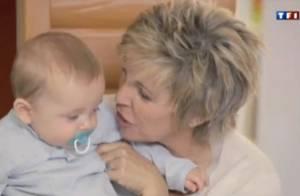 Véronique Jannot chante avant de pouvoir adopter la petite Migmar