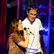 Alanis Morissette s'offre un duo avec son mari Mario à l'Olympia
