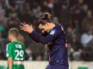 ASSE-PSG : Zlatan Ibrahimovic laisse éclater sa colère contre ses partenaires
