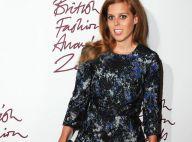 Princesse Beatrice d'York : Fashionista élancée au gala de la mode anglaise