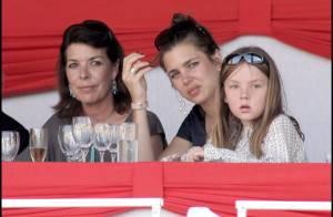 PHOTOS : Caroline de Monaco très complice avec ses deux filles !