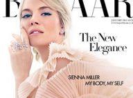 Sienna Miller : Jeune et belle maman épanouie qui se confie sur sa nouvelle vie