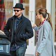 Jessica Biel et Justin Timberlake, jeunes mariés, se rendent au cinéma à New York, le 11 novembre 2012.