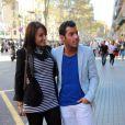 EXCLU - Photo ne pouvant être reproduite - Julien et Marie à Barcelone dans Qui veut épouser mon fils ? 2