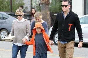 Reese Witherspoon amincie : Sortie au restaurant avec Ava, Deacon et son mari