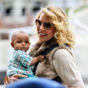 Katherine Heigl : Son adorable Adalaide lui vole la vedette