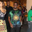 """Sean 'P. Diddy' Combs à la soirée """"Art Basel Miami Beach 2012"""" à Miami, le 5 decembre 2012"""