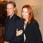 Marcia Cross et son mari Tom Mahoney : Exposition branchée en amoureux