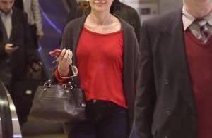 Andie MacDowell, sans make-up à 54 ans tandis que sa fille a le vent en poupe
