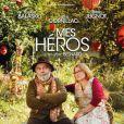Affiche du film Mes héros