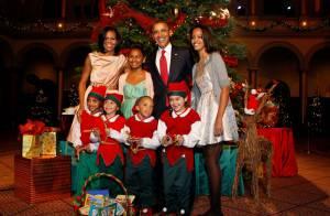 Michelle, Barack Obama et leurs filles : Soirée musicale avec Psy et Diana Ross