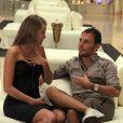 Photo exclusive ne pouvant être reproduite - David et Rachel de Qui veut épouser mon fils ?, saison 2, sur TF1