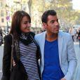 Photo exclusive ne pouvant être reproduite - Marie et Julien de Qui veut épouser mon fils ?, saison 2, sur TF1