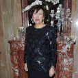 Roselyne Bachelot lors de la 36e édition du prix 'The Best', aux salon Hoches à Paris, le 11 décembre 2012