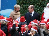 Charlene et Albert de Monaco heureux : Noël féérique avec les enfants au palais