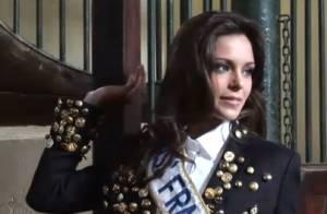 Miss France 2013: Premier shooting au milieu des chevaux pour la reine de beauté
