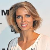 Sylvie Tellier très élégante pour une soirée sport avec Georges-Alain !