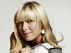 PHOTOS : Maria Sharapova garde la ligne pour Sony Ericsson