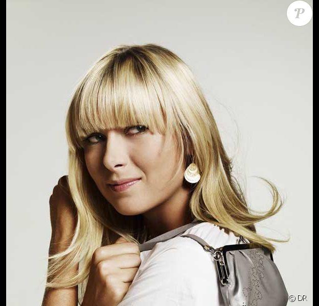 Maria Sharapova sa ligne d'accessoire pour Sony Ericsson