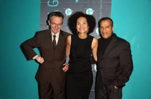 Frédérique Bedos, Pascal Légitimus et Patrice Leconte fêtent les héros anonymes
