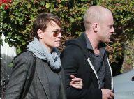 Robin Wright : Radieuse au bras de Ben Foster, elle affiche sa coupe garçonne !