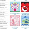 """Le site Party Pieces, entreprise des parents de Kate Middleton, propose de nombreux articles de fêtes pour enfants, dont des kits """"petit prince"""" et """"petite princesse"""" qui sont apparus après l'annonce de la grossesse de la duchesse Catherine."""