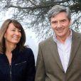 Carole et Michael Middleton, fondateurs de la société Party Pieces, dans le Berkshire en novembre 2010.