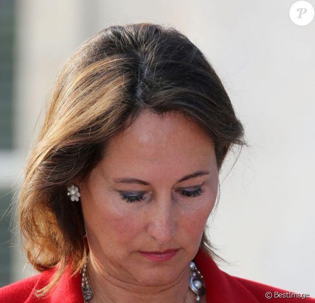 Ségolène Royal à La Rochelle le 17 juin 2012.