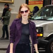 Jessica Chastain : Sexy et stylée, elle électrise Broadway