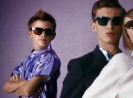 David Beckham : Son fils Romeo pour Burberry, une campagne adorable et craquante