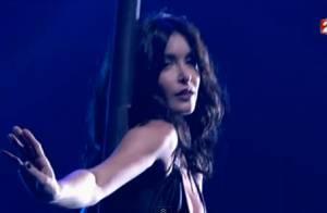 Jenifer : Enivrante et sensuelle équilibriste au Gala de l'Union des artistes