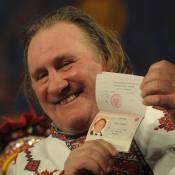 Gérard Depardieu: Un week-end de chef d'État en Russie, avant le tribunal !
