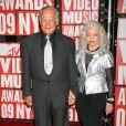 Buzz Aldrin et Lois Driggs Cannon à New York, le 13 septembre 2009.