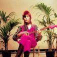David Bowie dans les années 70.