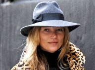 Kate Moss : Stylée et discrète, elle passe presque incognito à Londres